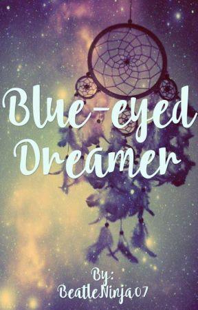 Blue-eyed Dreamer by BeatleNinja07