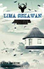 LIMA SEKAWAN:menyergap Penyelundup Mutiara by SeffyraPutri