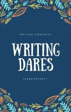 Writing Dares | contests by TheBookParty
