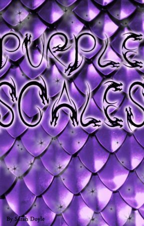 Purple Scales by Werecat