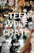 -TEEN WOLF CHAT- [SOSPESA] by -ohmyjoshua