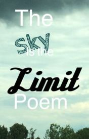 Sky is the limit  by 00SilverStar00