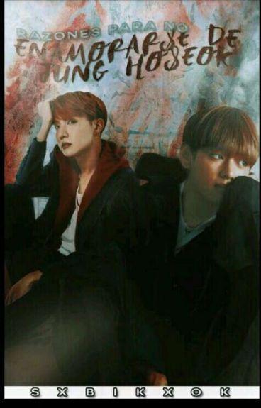 Razones Para No Enamorarse De Jung Hoseok
