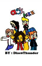 Ask or Dare The MCSM Crew! by Disc0Thunder