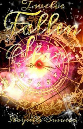 Twelve Fallen Stars by Aquarii_Star