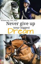 Never Give Up Your Highest Dream by Lou_Tory