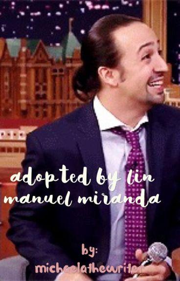 Adopted By Lin Manuel Miranda (DISCONTINUED)