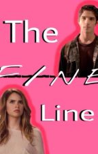 The Fine Line by alphascalia