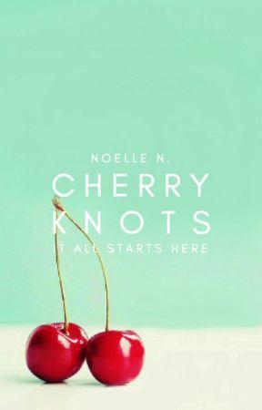 Cherry Knots ✓ by hepburnettes