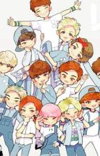[SEVENTEEN] [Series] 13 people + 3 units + 1 team = 17 by Gin_SVTc