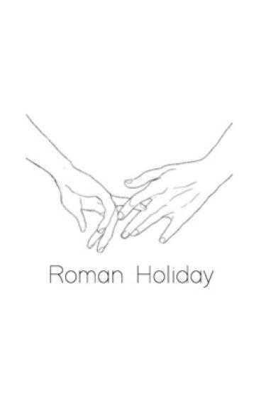 Roman Holiday ⋆ Stiles Stilinski [1] [O.H]