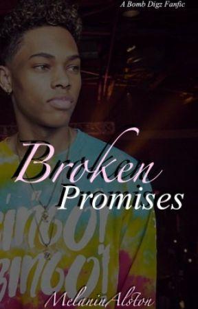 Broken Promises by MelaninAlston