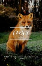 Foxy by Moonchild-things