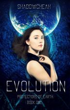 Evolution (Book 1 of POE chronicles) by shadowcheah