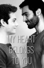 My heart belongs to you. // Sterek by hiddenlis4