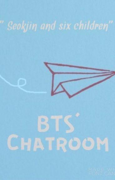 [OT7] [BTS] Chatroom - Nơi Bangtan bộc lộ bản chất =))))))))