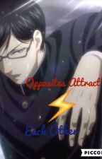 Opposites Attract Each Other (Sakamoto Desu ga x Clumsy! Reader) by Zer0_Blank