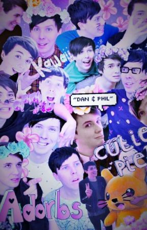 Dan and Phil x reader Imagines by TwentyOneScotts