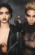 Rihanna ve Beyonce İfşaları  by urnotyonce
