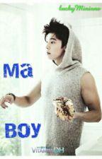 Ma Boy by Zaico_