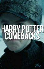 Harry Potter Comebacks by kwikspells