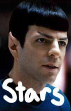 Stars - Star Trek Oneshot by MySuperWhoLock