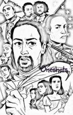 Hamilton OneShots by dearevanYAMsen