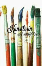 Künstlerin  by BooksbyDre