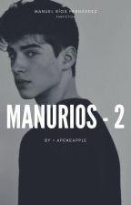 Manurios 2 by xxmilloey