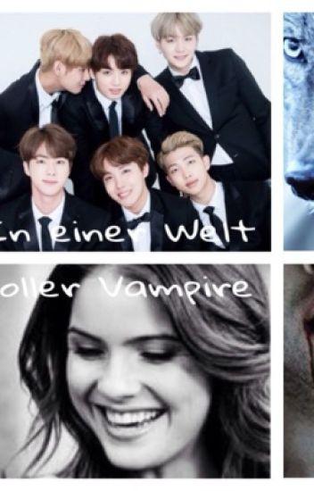 In einer Welt voller Vampire (BTSff)