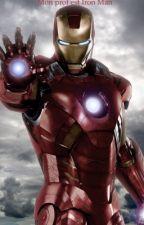 Mon prof est Iron Man(Tome 2) by leacavalieri3