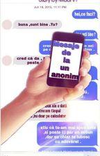 Mesaje De La Un Anonim by Miauhh