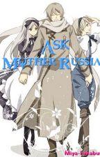 [French] Ask Russia, Belarus & Ukraine ! by Miya-Fukabun