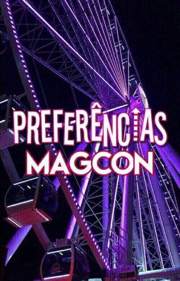 Preferências • Old Magcon