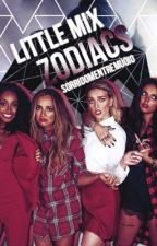 little mix zodiacs by sorridomentremuoio