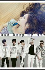 Please, Keep My Secret! (BTS Story) by jenos_chewinggum