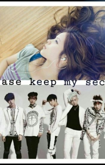 Please, Keep My Secret! (BTS Story)