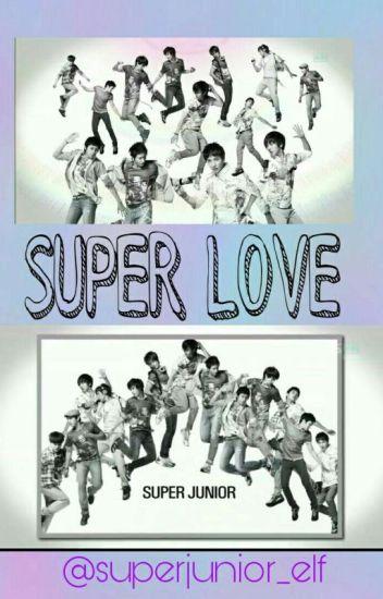 Super Love (Super Junior Yaoi)
