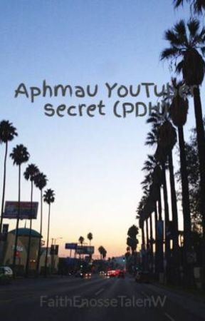 Aphmau YouTuber secret (PDH) by Talen_Faith_RP_Lover