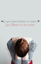 Do you have any brothers or sisters? Yes, 15 to be exact by SyannePotts