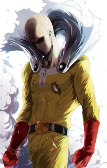 S-Class (Seme Male Reader x Saitama) {One Punch Man}