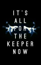 It's All For The Keeper Now by immortalpea