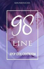 98 Line (Kpop Idol Chatroom) by Khunkyuchii