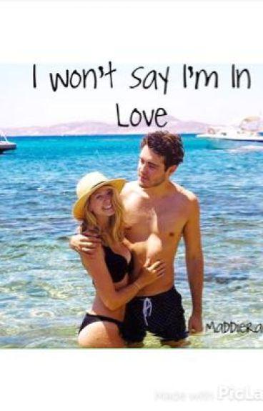 I Won't Say I'm In Love (A Zalfie FanFic)