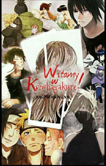 Witamy w Konohagakure!      Reader x Sasuke PL  ✅