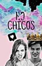 NO chicos by Valeriahl15