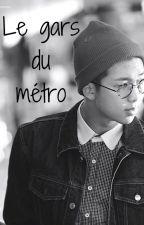 Le Gars du métro by GwendoFuturemangaka