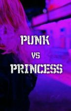 Punk Vs Princess by elili82370