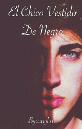 El Chico Vestido De Negro by carylis1