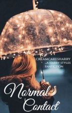 Normal Contact (Harry Styles) by creamcakesharry